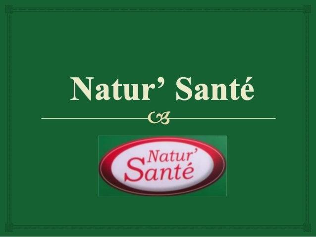 Natur'Santé - Recyclage