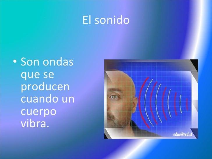 Natus los sonidos Slide 2