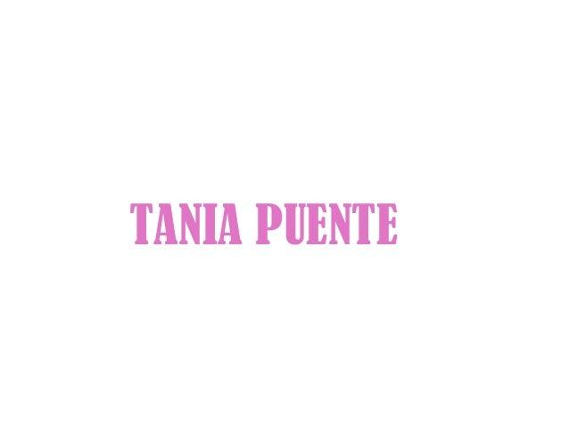 TANIA PUENTE