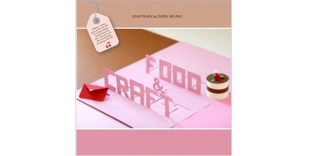 Food and Craft