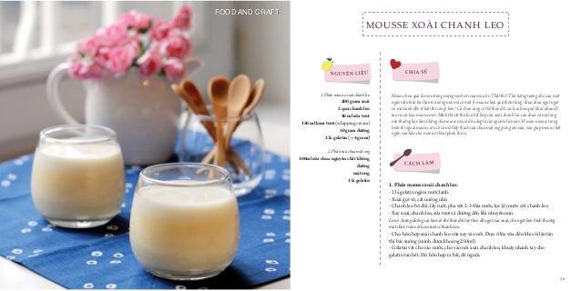 27 - Kem tươi để lạnh hoặc cho vào ngăn đá trước 5 phút. Đánh bông mềm Lưu ý: chỉ đánh kem đến khi kem bông và đặc lại, kh...