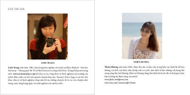 Việc cho ra đời quyển sách nhỏ này là một sự tình cờ đầy thú vị với hai chúng tôi. Mặc dù đam mê của tôi và Trang không ho...