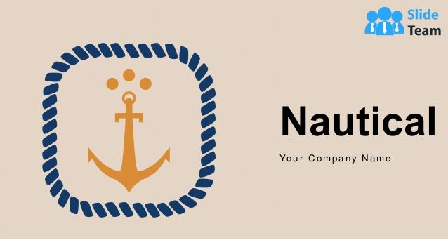 Your Company Name Nautical