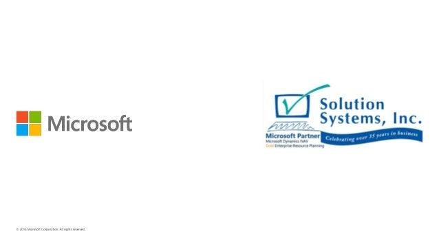 Microsoft Dynamics NAV 2017 - Item attributes