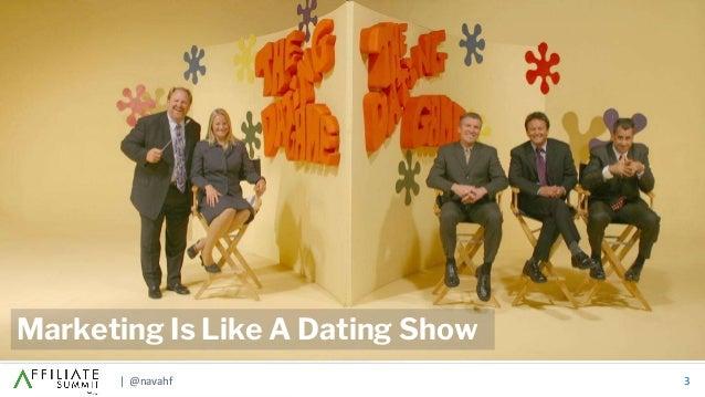 | @navahf 3 Marketing Is Like A Dating Show