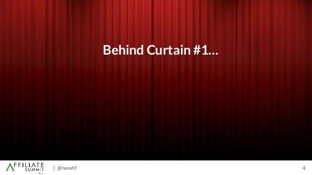 | @navahf 4 Behind Curtain #1…