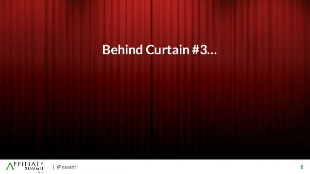 | @navahf 8 Behind Curtain #3…