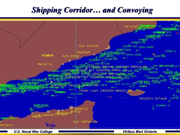 Somali Piracy For Naval Order Meeting