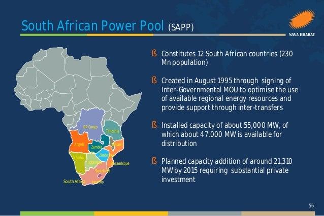 Navbharat ventures limited investor presentation 56 south african power pool sciox Images