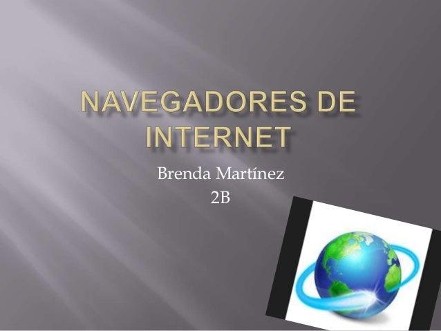 Brenda Martínez 2B