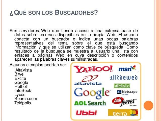 Q Son Los Lemures Navegadores web y busc...