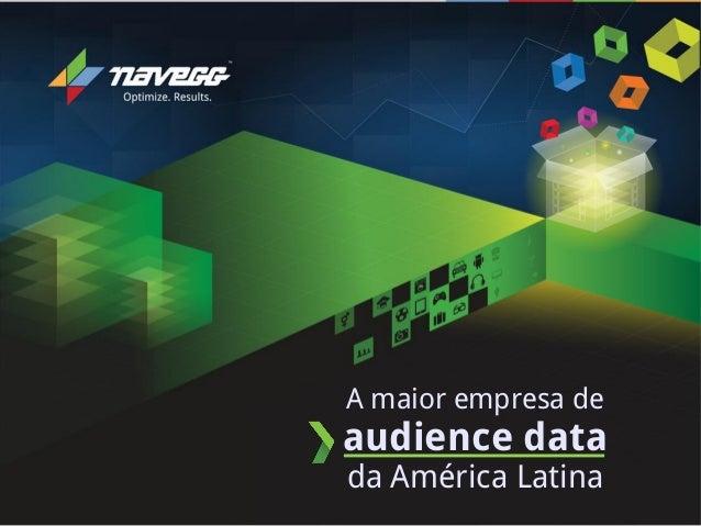A maior empresa deaudience datada América Latina