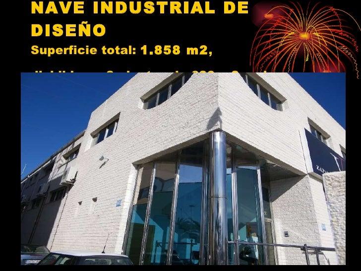 Nave industrial en alicante vni 94 - Diseno industrial alicante ...