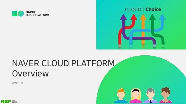 NAVER CLOUD PLATFORM Overview 2019.1.15 CLOUD | Choice