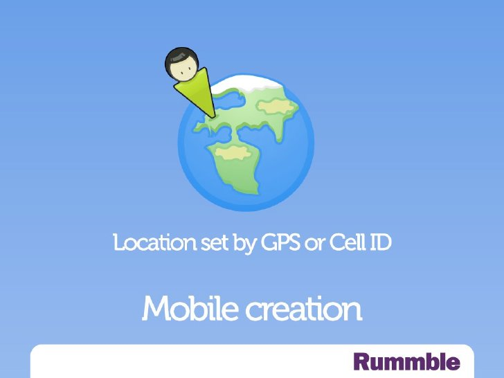 Windows Mobile •   Microsoft are taking location seriously •   Live ID - open ID provider since Oct     2008 •   Windows M...