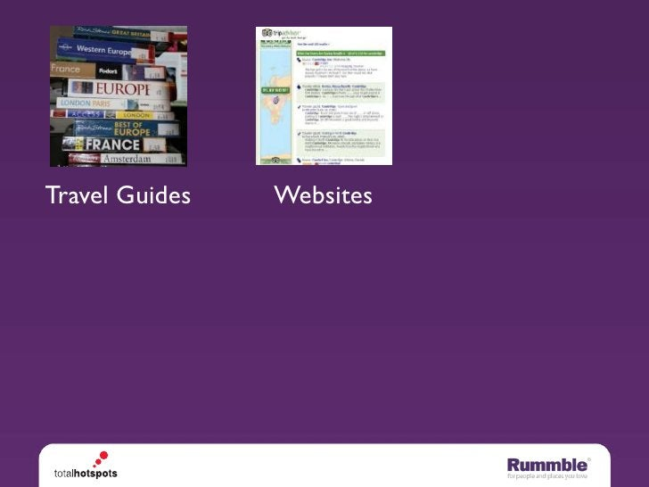 Travel Guides   Websites   Mobile Socnets     Search Engines