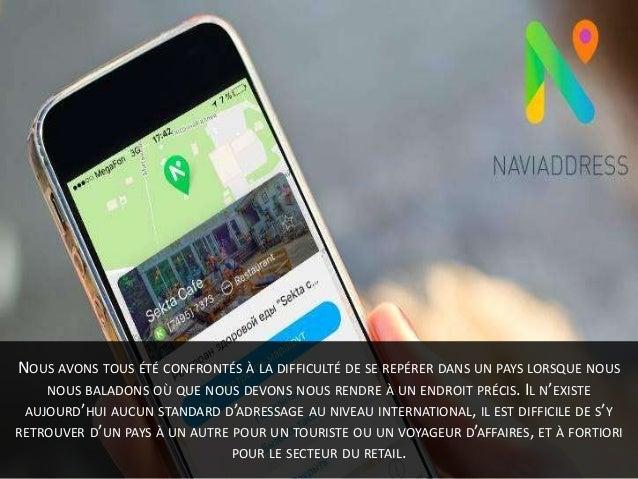 Naviaddress, une ICO pour l'adressage postal numérique sur la blockchain Slide 2