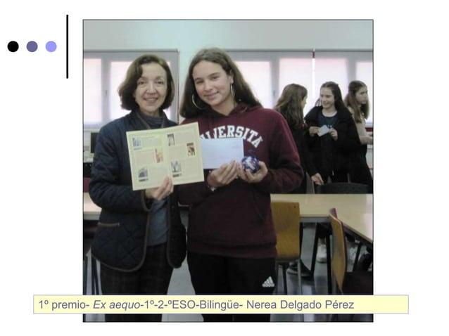 1� premio- Bachillerato- Lena Ardisana Casta��n