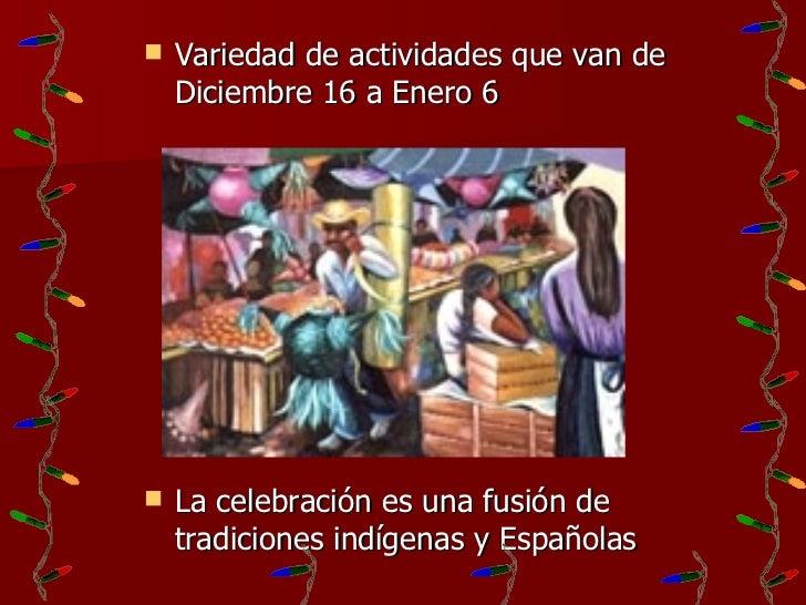 Navidad En Mexico Slide 2
