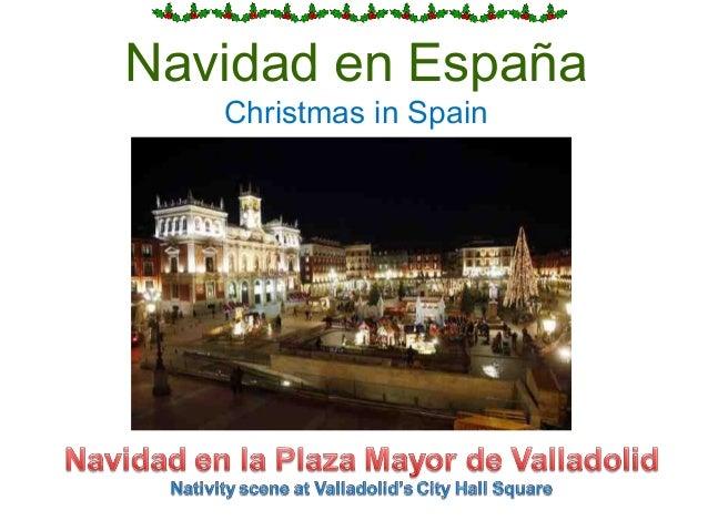 Navidad en España   Christmas in Spain