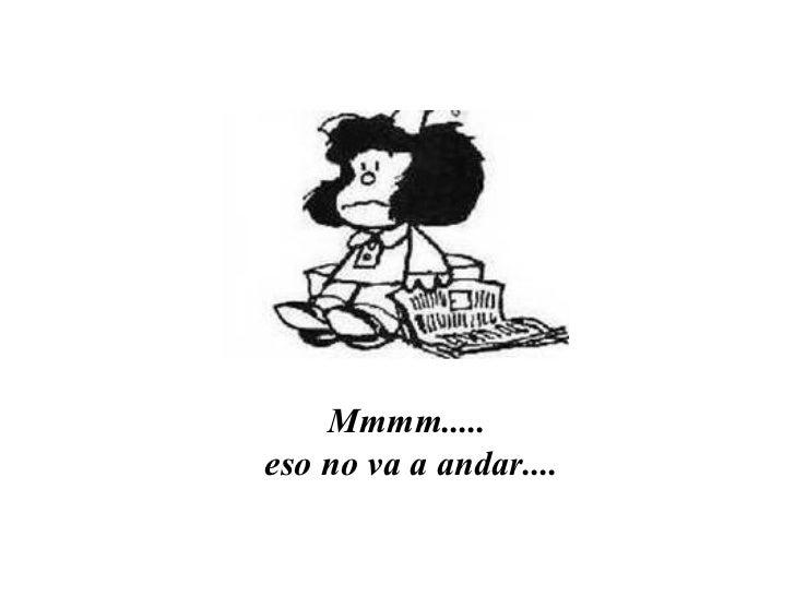 Saludos Navideños de Mafalda Slide 2