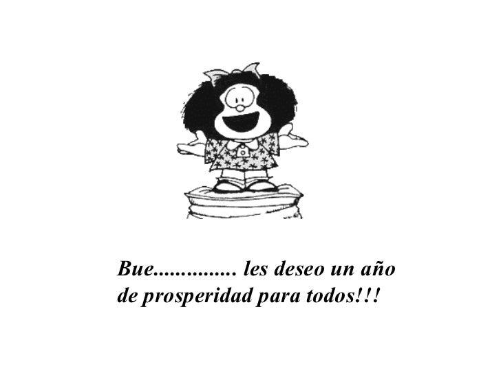 Saludos Navideños de Mafalda Slide 3