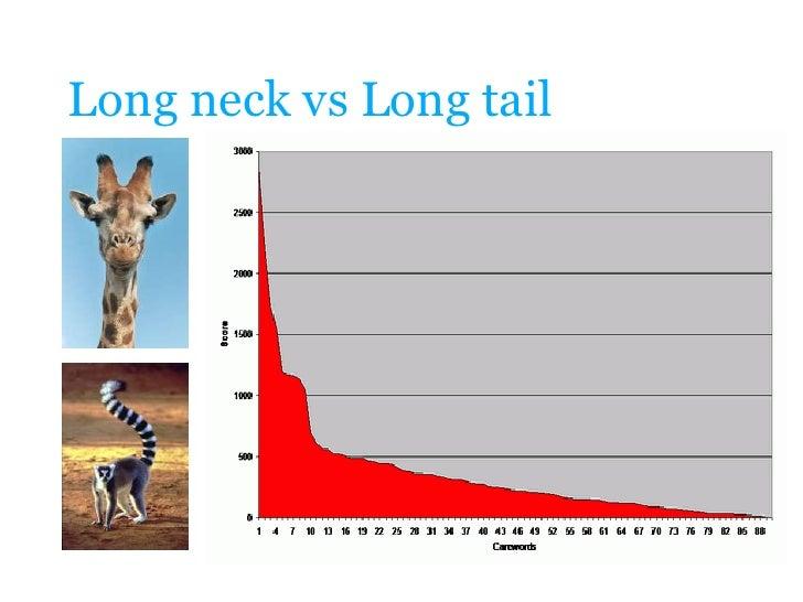 Long neck vs Long tail<br />