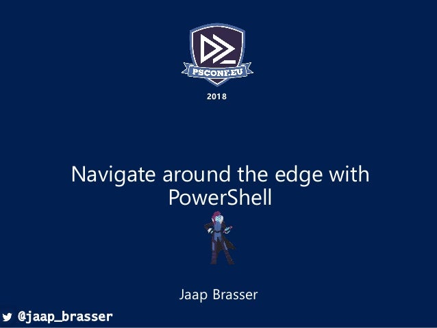 Build an immutable application infrastructure with Nano Server, PowerShell DSC, and the release pipeline Ravikanth Chagant...