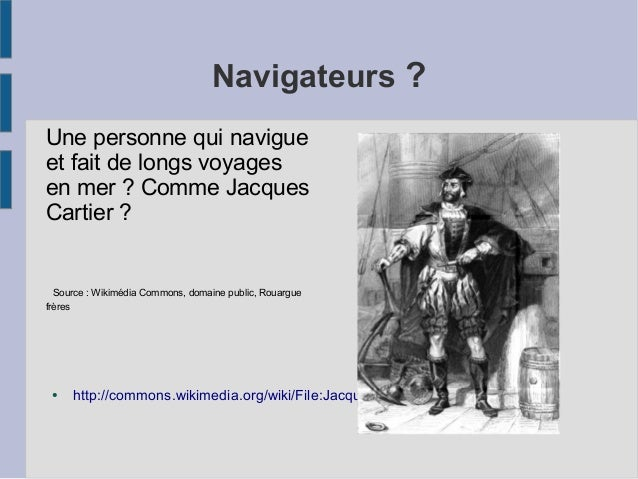 Navigateur et moteurs Slide 2