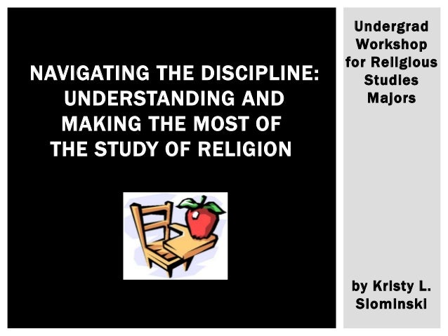 Religious Studies : The Making of a Discipline