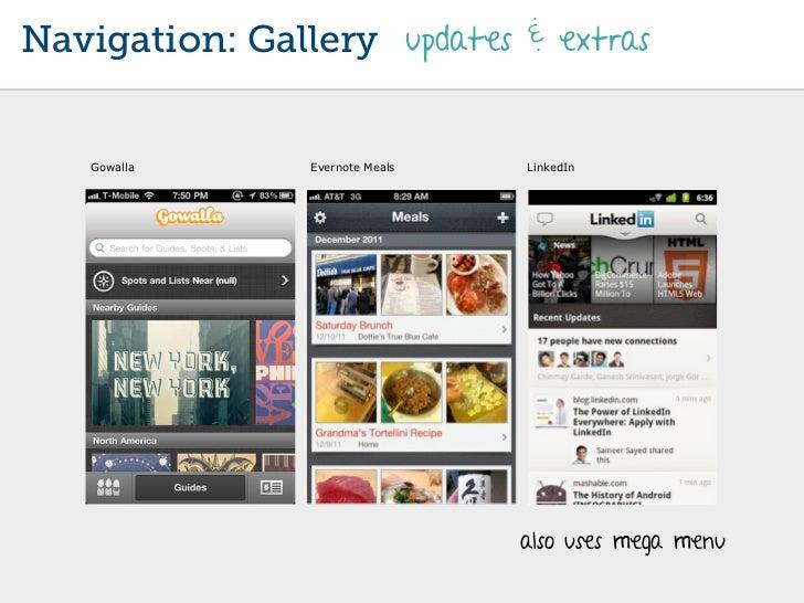 ios slide menu library