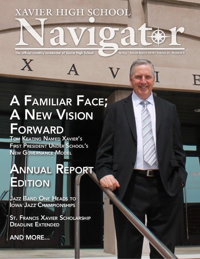 e261502f170 Navigator  Spring   2018 Annual Report Edition