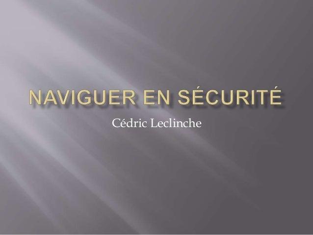 Cédric Leclinche