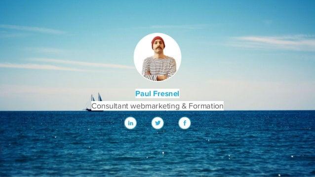 Naviguer sur linkedin pour les decideurs - Optimiser son Linkedin pour attirer les prospects Slide 2