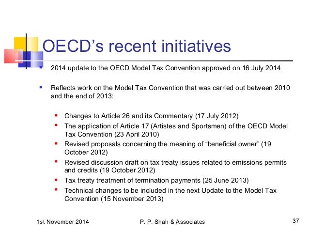oecd model tax convention 2010 commentary pdf