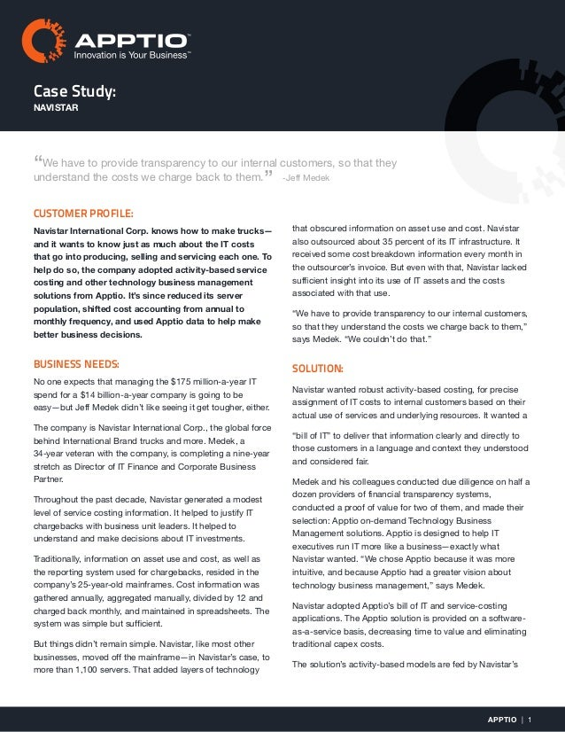 service corporation international case study