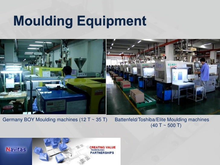 Navitas Plastic Injection Moulds