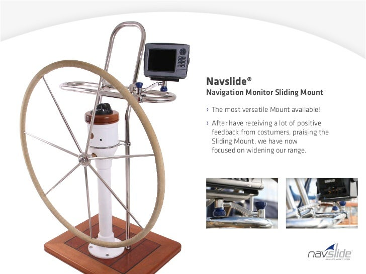 Marine Electronics Mounts