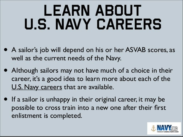thinking of joining the u s  navy  don u2019t forget to prepare