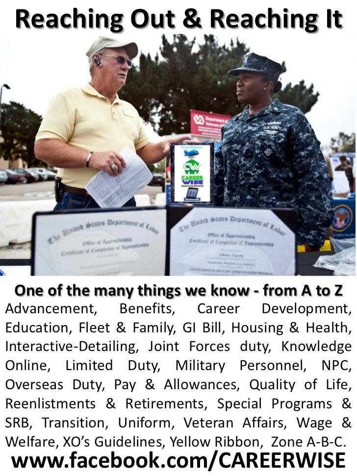 Navy career wise ad maker vertical Slide 3