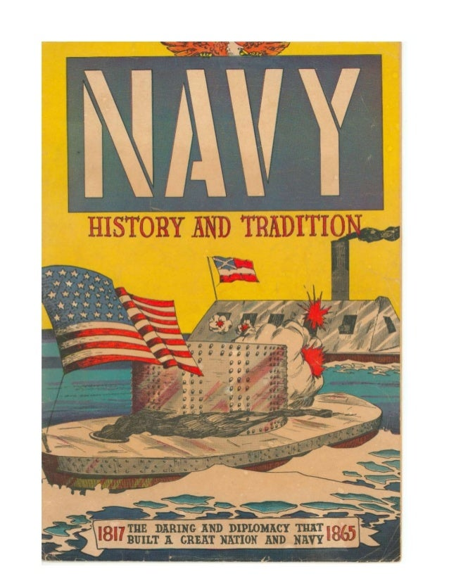Navy History and Tradition 1817 - 1865