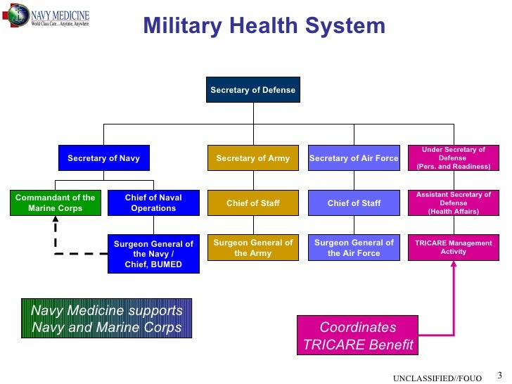 An overview of the military organization of the united states