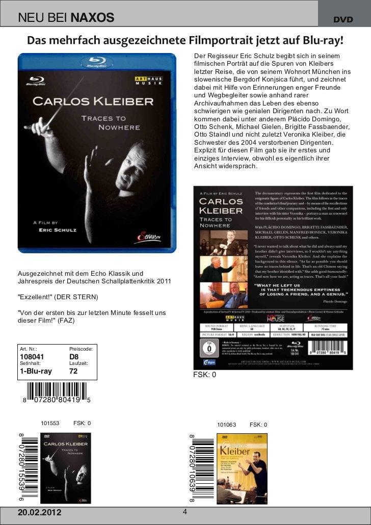 DVD                                                         Der Regisseur Eric Schulz begibt sich in seinem               ...