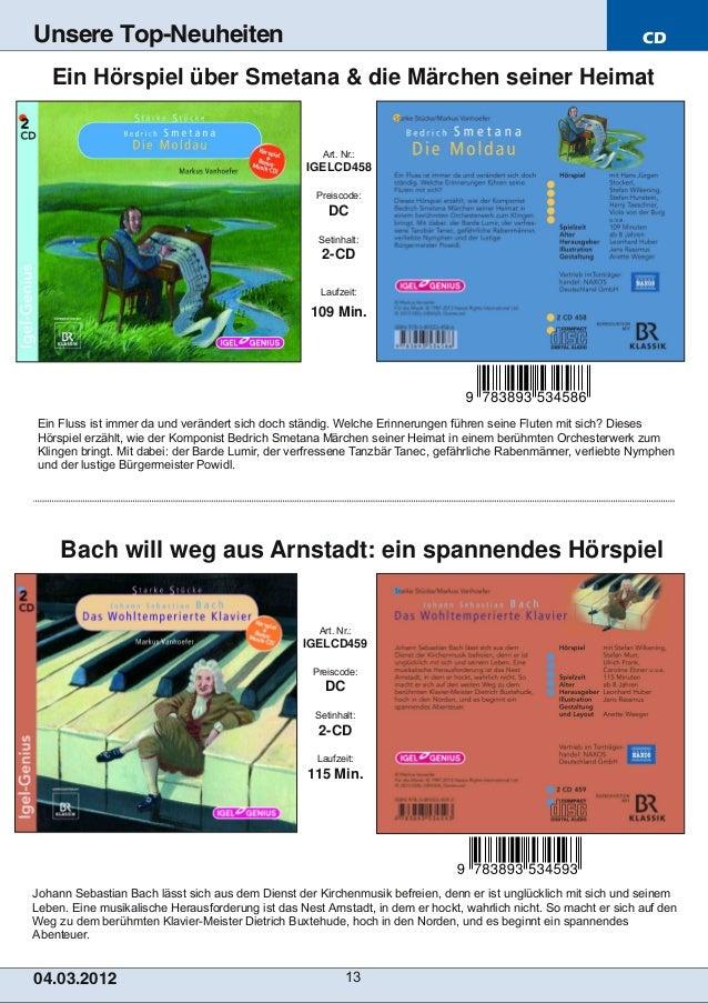 Unsere Top-Neuheiten                                                                                              CD   Ein...