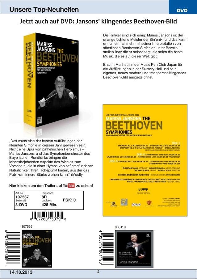 Unsere Top-Neuheiten  DVD  Die Kritiker sind sich einig: Mariss Jansons ist der unangefochtene Meister der Sinfonik, und d...