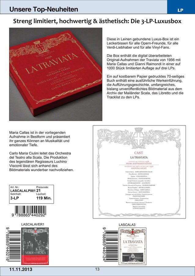 Unsere Top-Neuheiten  LP  Diese in Leinen gebundene LuxusBox ist ein Leckerbissen für alle OpernFreunde, für alle Verdi...
