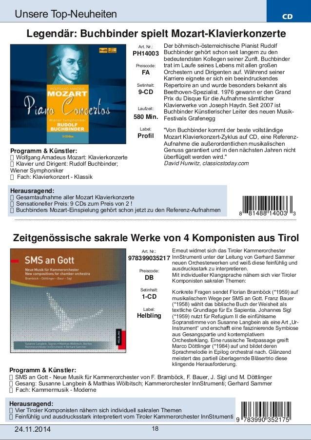 Blu Ray Dvd Und Cd Neuheiten November 2014 Nr 3 Im Vertrieb Der N