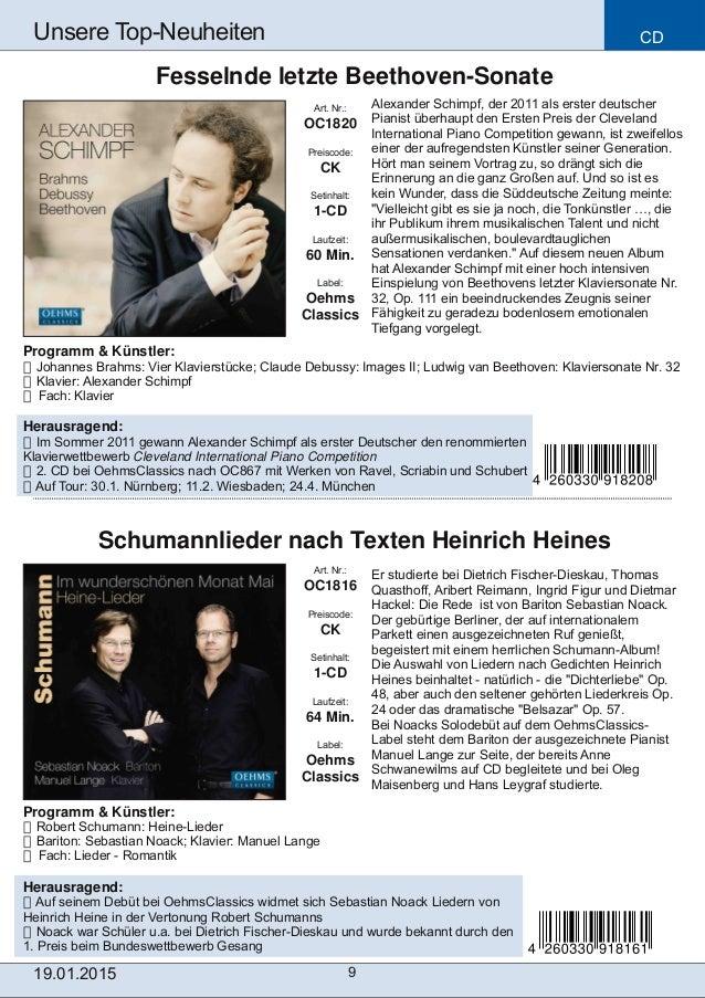 Programm & Künstler:  Johannes Brahms: Vier Klavierstücke; Claude Debussy: Images II; Ludwig van Beethoven: Klaviersonate...