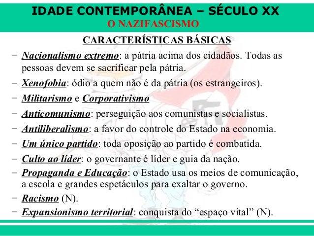 Governos Totalitários (nazismo e fascismo) Slide 3