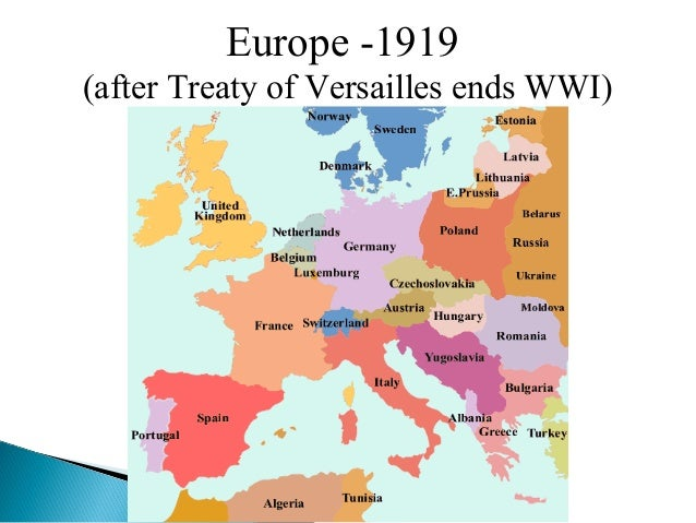 Hitlers foreign policy nazi expansion road to wwii europe 1919 after treaty of versailles ends wwi gumiabroncs Image collections